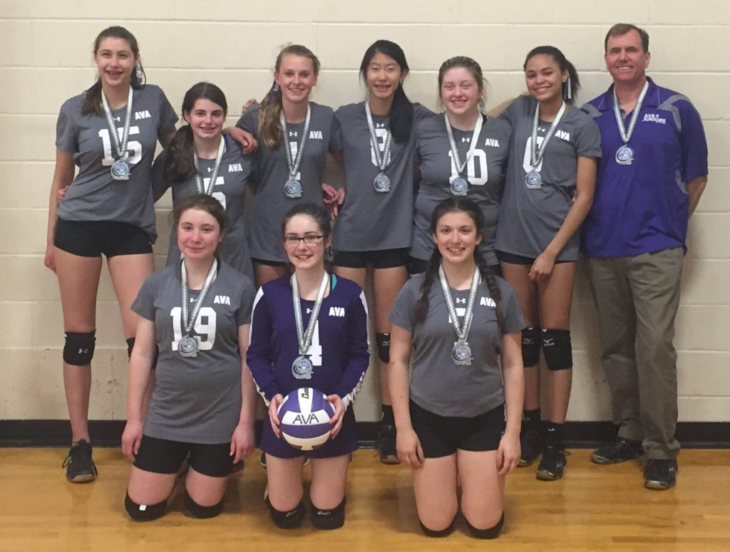 New England Championships : 2nd Place ( 23-25; 25-20; 14-16 )